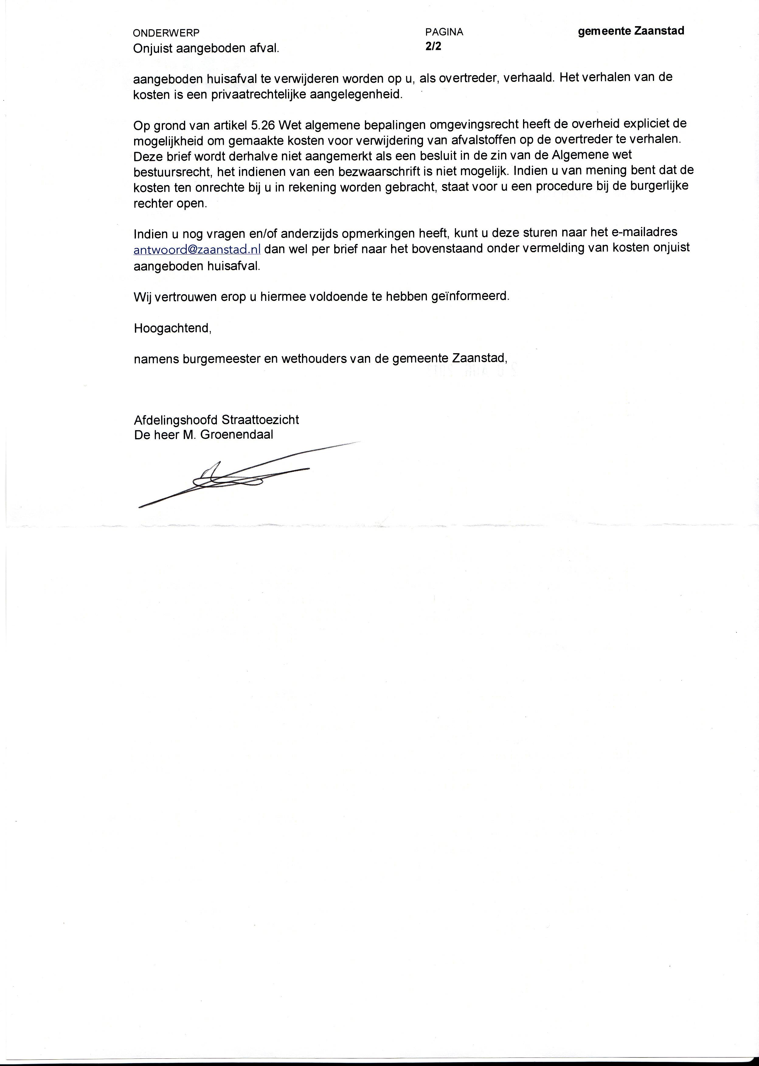 niet eens met factuur voorbeeldbrief Geen pvb maar een factuur. : Overige boetes en EMA • Flitsservice.nl niet eens met factuur voorbeeldbrief